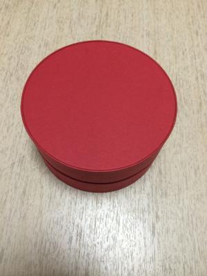 円形の貼り箱が少し人気です。