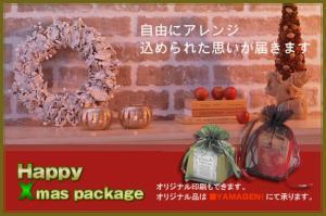 クリスマスや福袋