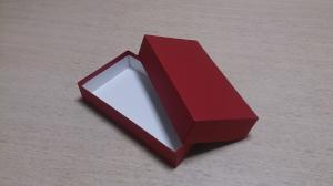 初めての貼り箱♪(初めてのおつかいみたい(^_^.))