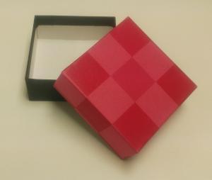 オンデマンド印刷で製造した貼り箱です。