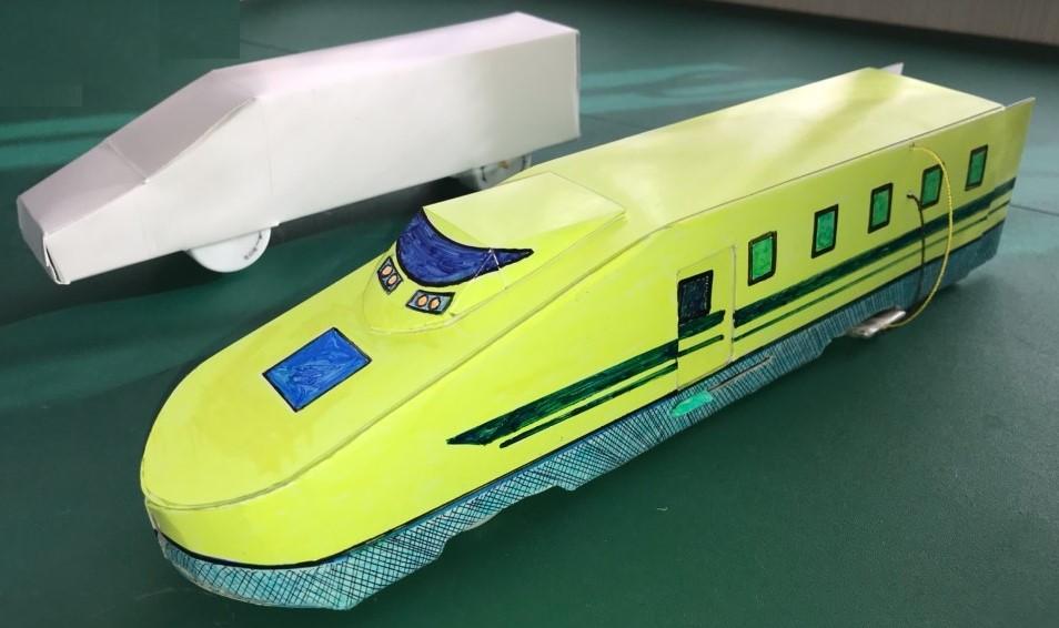 クラフト新幹線