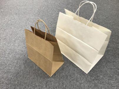 お弁当用の紙袋