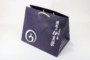 紙袋フルオーダー【036】未晒クラフトの詳細はこちら