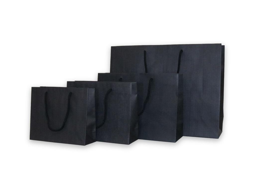 凹凸のある紙袋